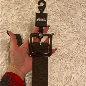 Newer tags Michael Kors belt